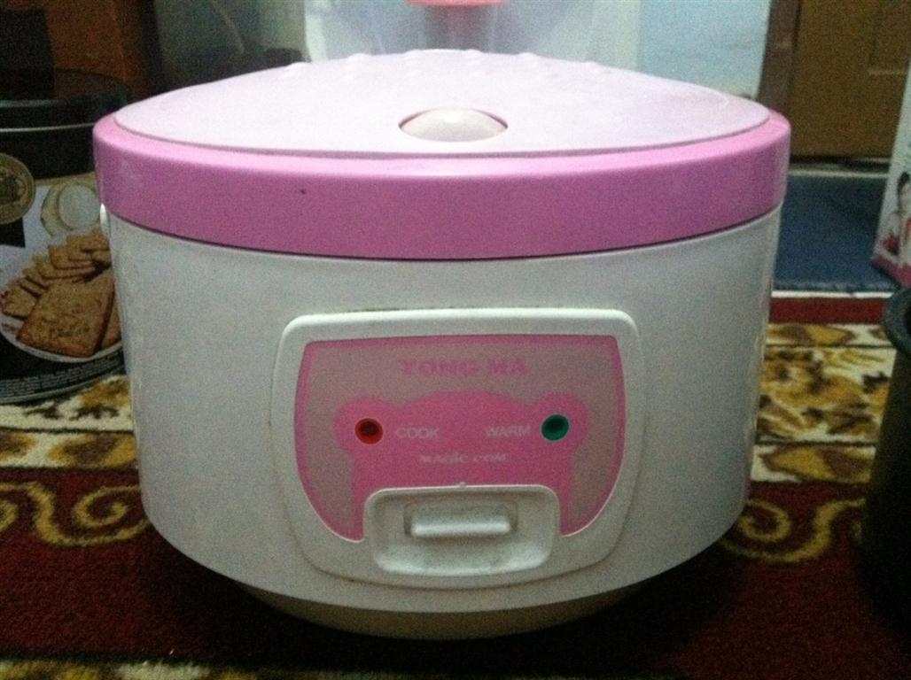 Rice Cooker/ Magic Com YONG MA 0.7L Anak Kos masuuk