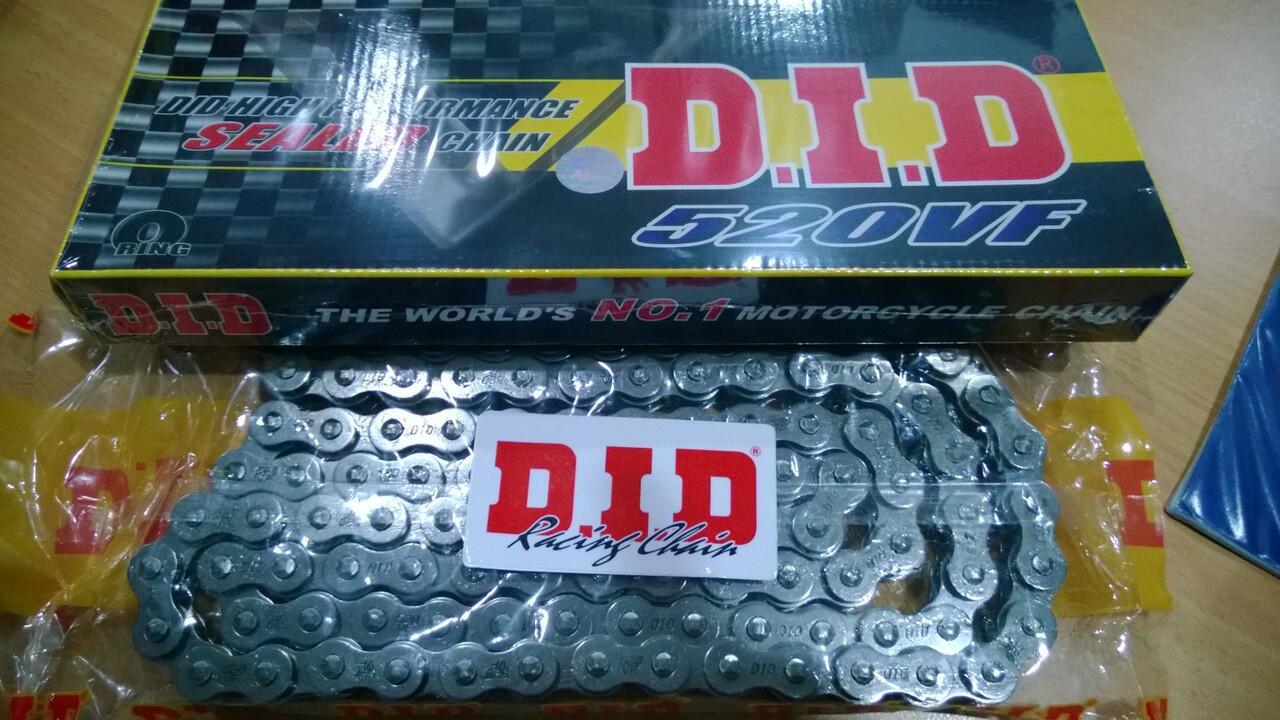 Rantai Honda Tiger endless D.I.D