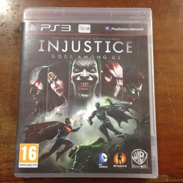 BD ori PS3 2nd (seken) mulussss!!