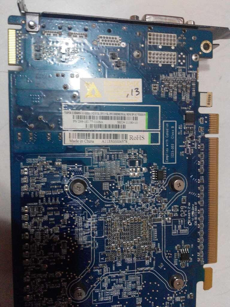 Sapphire HD 6850 Vapor-X 1GB GDDR5