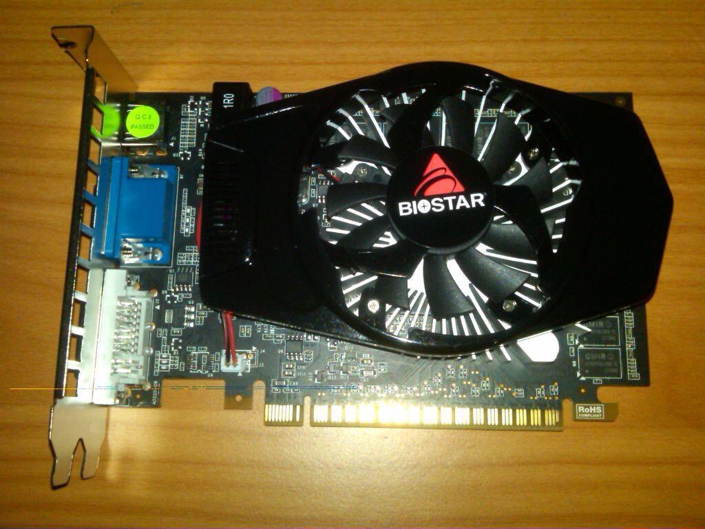 Biostar GT 620 2GB DDR3