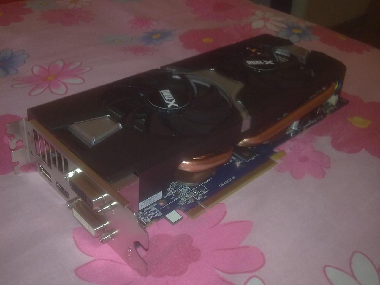 Jual Sapphire R9 280X DUAL X Like New