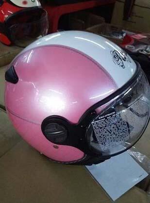 HeLm Zeus 210 RoyaL Pink
