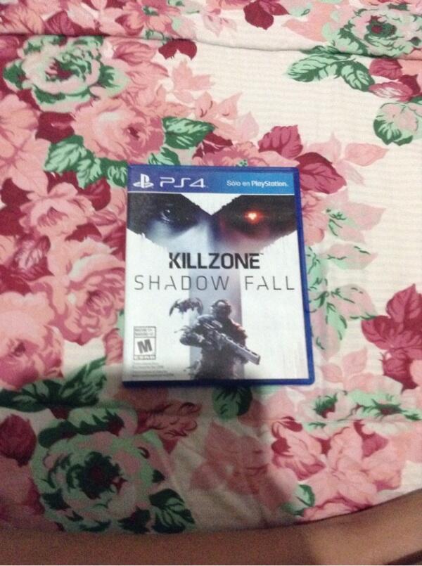 Jual Killzone shadow fall boleh barter sama cod ghost