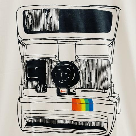 Kaos Desain Keren Apple, Polaroid, Sons Of Anarchy Ready Stock Gan !