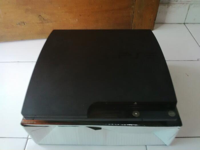PS3 SLIM CFW 4.55 250GB FULL GAME MULUS