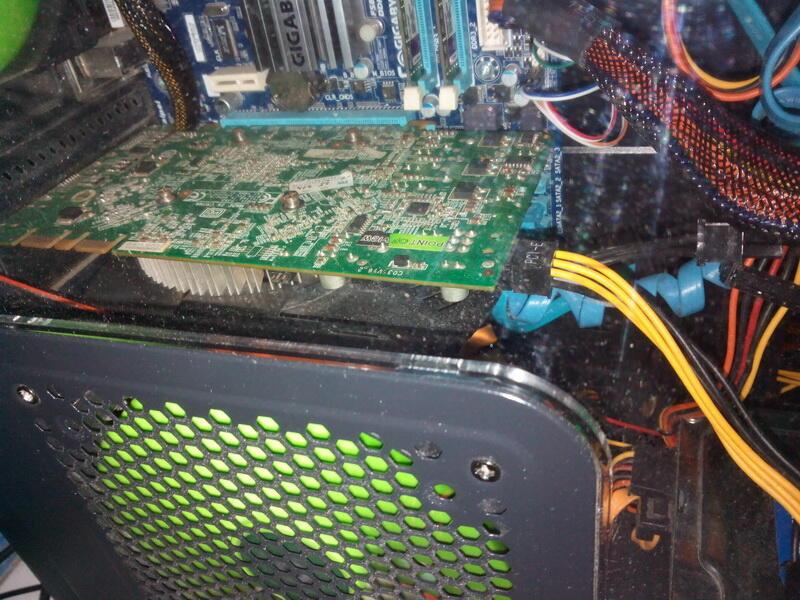 WTS - Point of View GTS 250 1GB DDR3 256bit - Murah