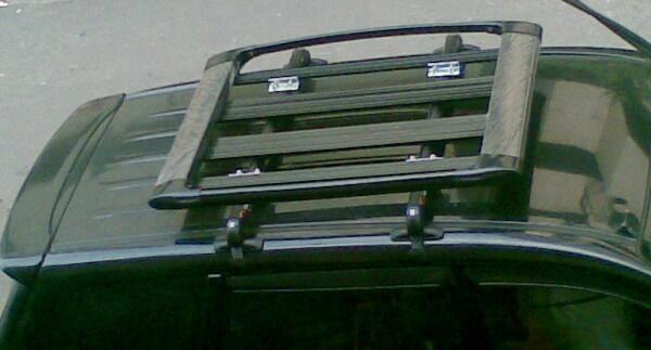 Terjual Rak Atap Mobil Berkualitas Cocok Travelling
