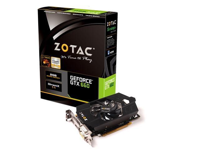 Zotac GeForce GTX 660 Synergy Edition + Kupon Watch Dogs