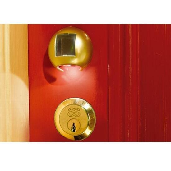 Keyhole Solar Light