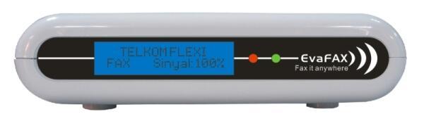 EvaFAX CDMA FAX - Fax bisa pake No Flexi / Starone