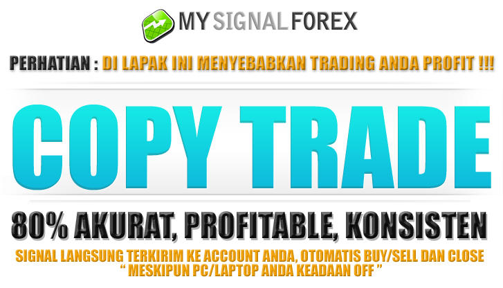 Forex copy trader indonesia