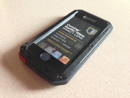 LUNATIK TAKTIK EXTREME SERIES FOR IPHONE 5/4/S/ SAMSUNG S4/S5/ LOVEMEI NOTE3/NOTE 2
