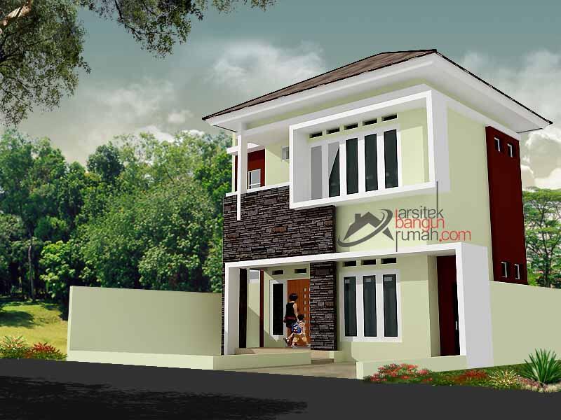 cari desain rumah minimalis gambar rumah jasa arsitek kaskus