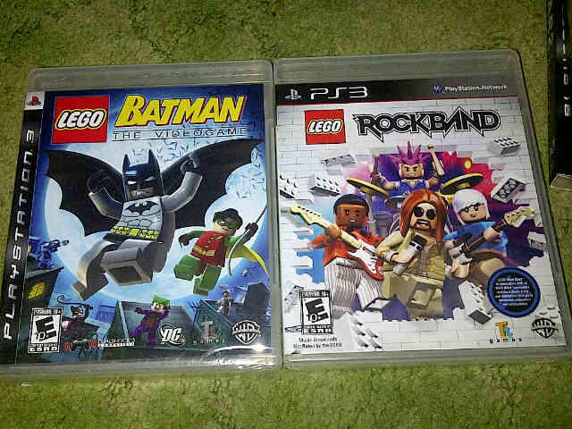 Jual BD PS3 Original masih segel dan Baru