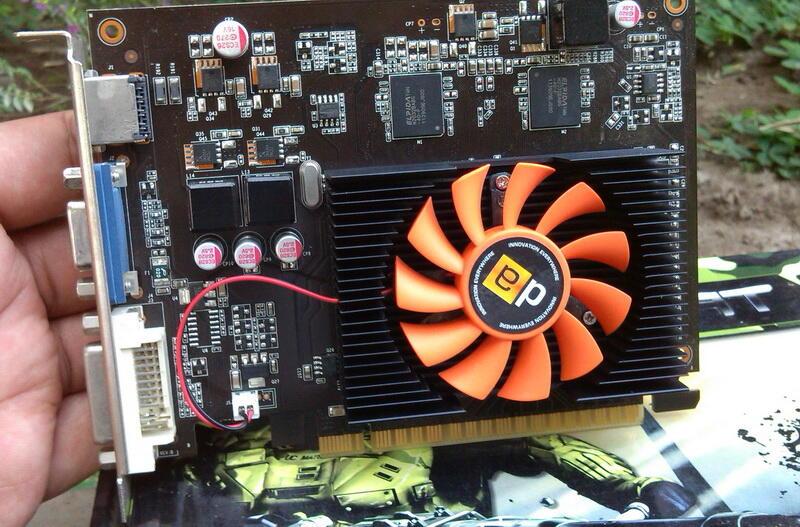 PCIe DA GT630 1 GB GDDR5 128 Bit (Jogja)