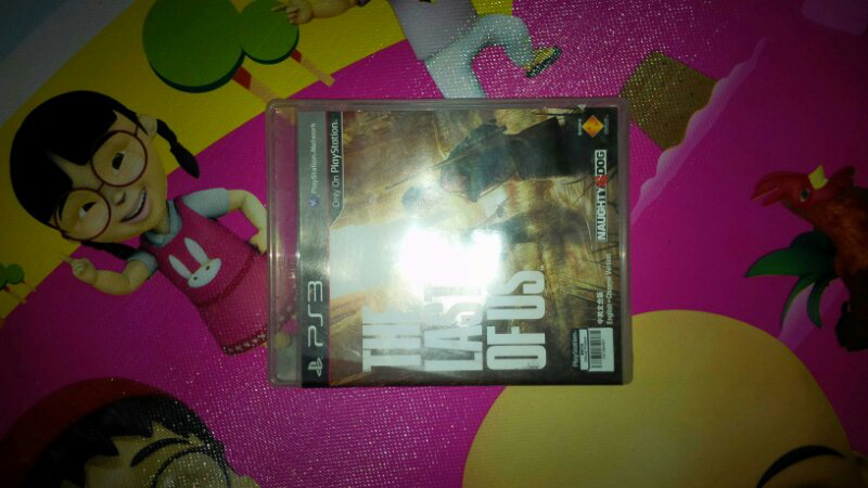 Jual BD PS3 THE LAST OF US