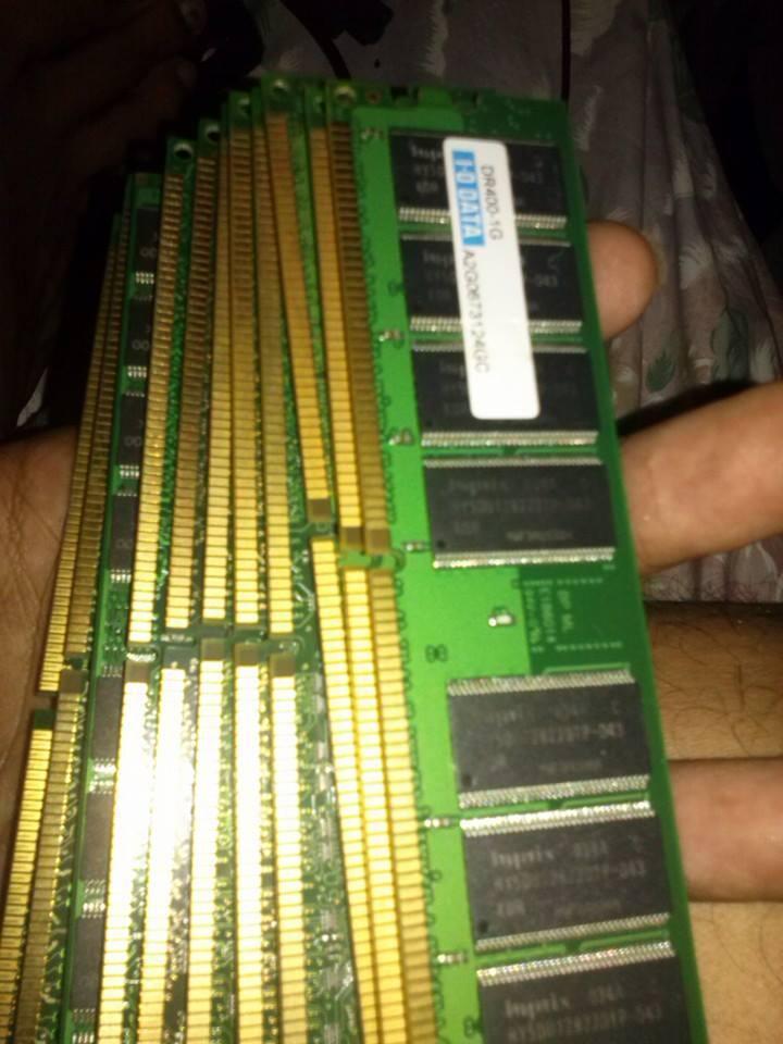 RAM KOMPUTER ====> DDR1 1GB