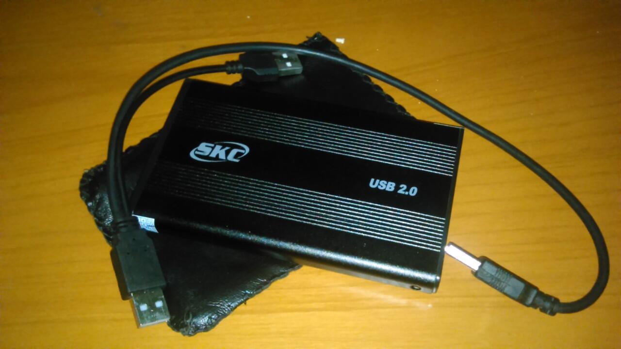 HDD eksternal Untuk PS2