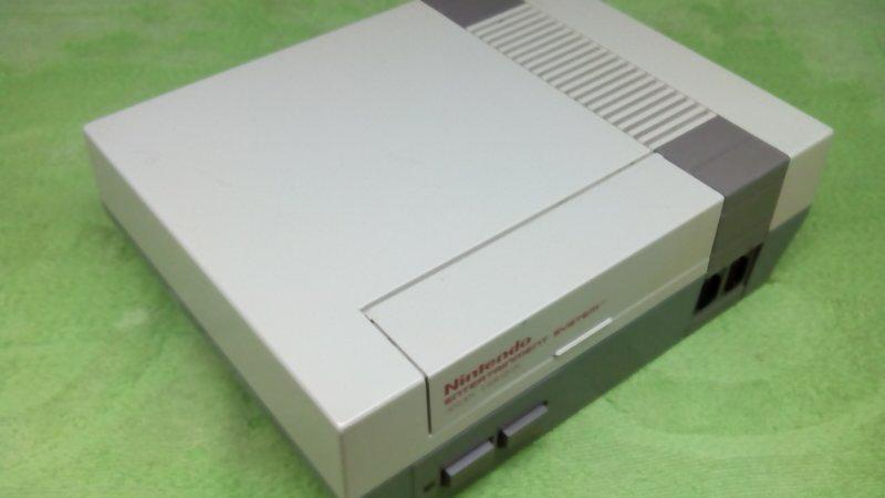 Mesin Nintendo NES Made In Japan