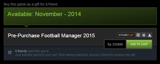 @id_fm || Football Manager 2015 ~~ Announced !!! ~~