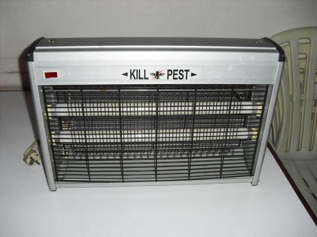 Terjual Lampu Listrik Pembunuh Serangga Nyamuk Lalat