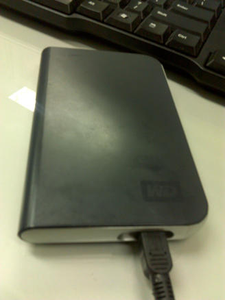 HDD eks 500 GB isi PS3
