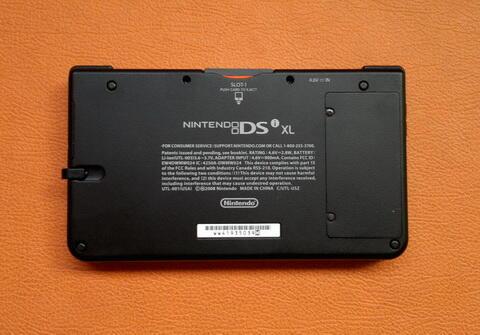 Nintendo NDSi XL