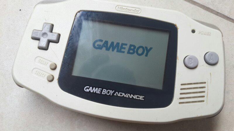 game boy advance putih kaset 10pcs