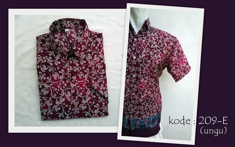 Kemeja Batik Pria   Mhaje Shop