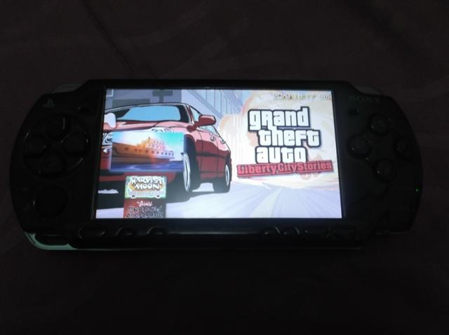 PSP 2006 Hitam Mulus