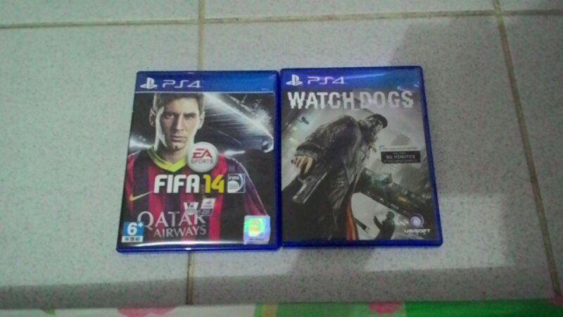 Jual Fifa 14 PS4 Hanya 200 k(Bonus Inside)