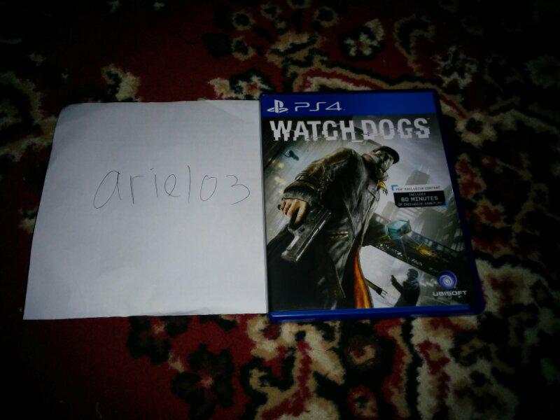 BD PS4 Watchdogs REG 3 MULUS