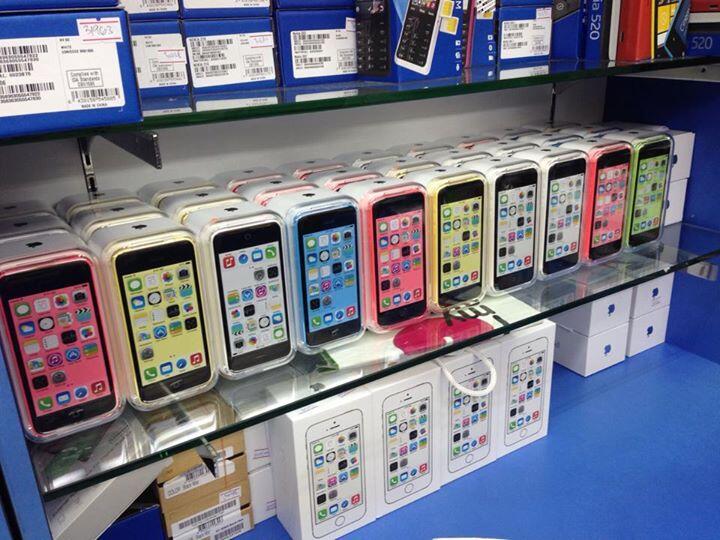 Murah | iPhone 5S 32GB | Gold | Original | Istimewa