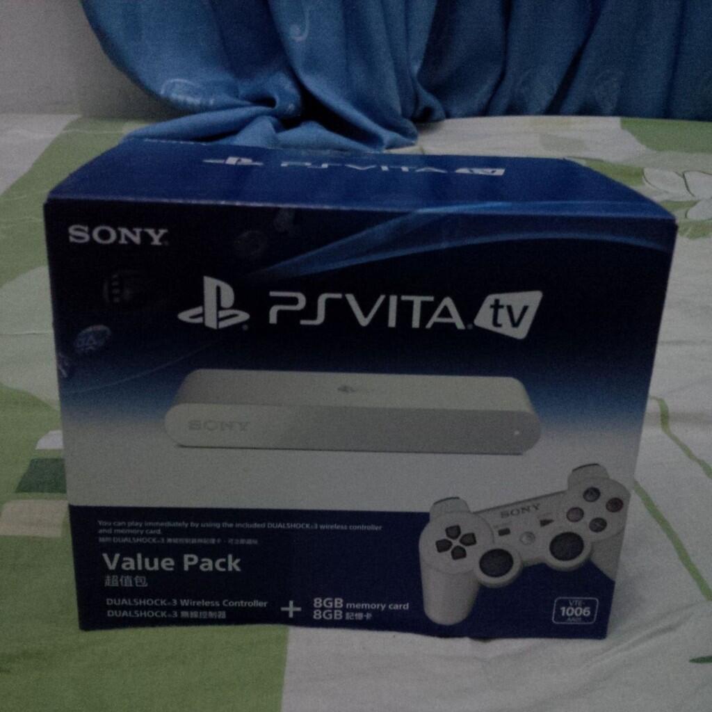 Dijual PSVITA TV VALUE PACK SEGEL (COD MALANG KOTA)