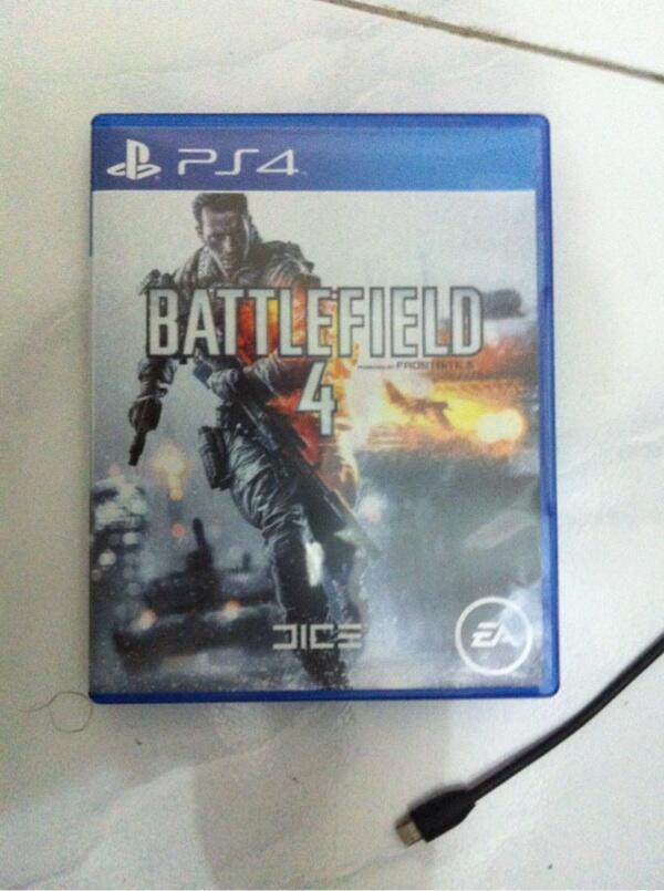 Battlefield 4 ps4 murah gan bisa barter