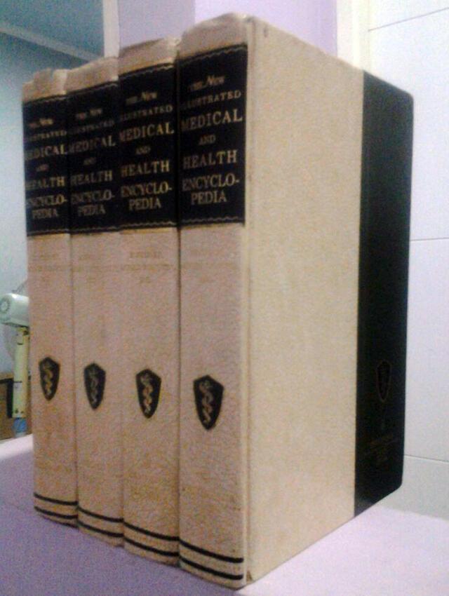 Ensiklopedia Full Set Bahasa Inggris (Popular Sience & Medical Health)