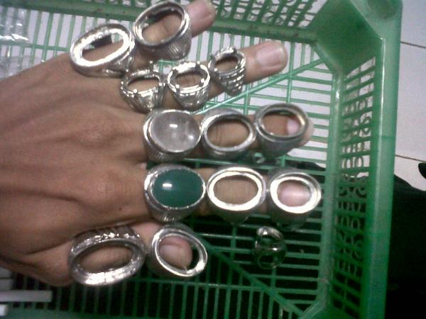 jual ring aloy super grade A setara titanium harga murah