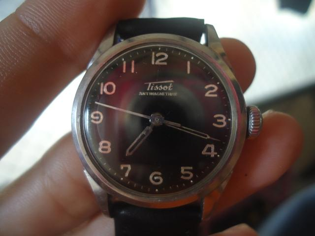 Jam Tangan ANtik & Unik Tissot Antimagnetique