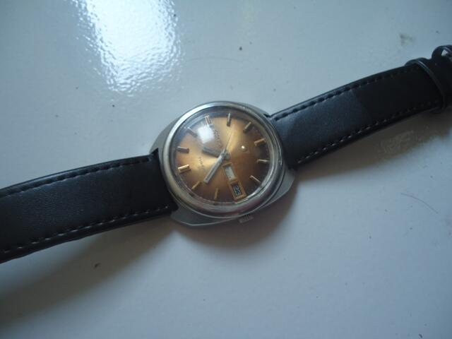 Jam Tangan Antik & Unik ENICAR Swiss