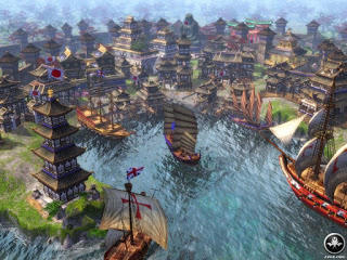 Age of Empires 3 : The Asian Dynasties & The Warchief | KASKUS