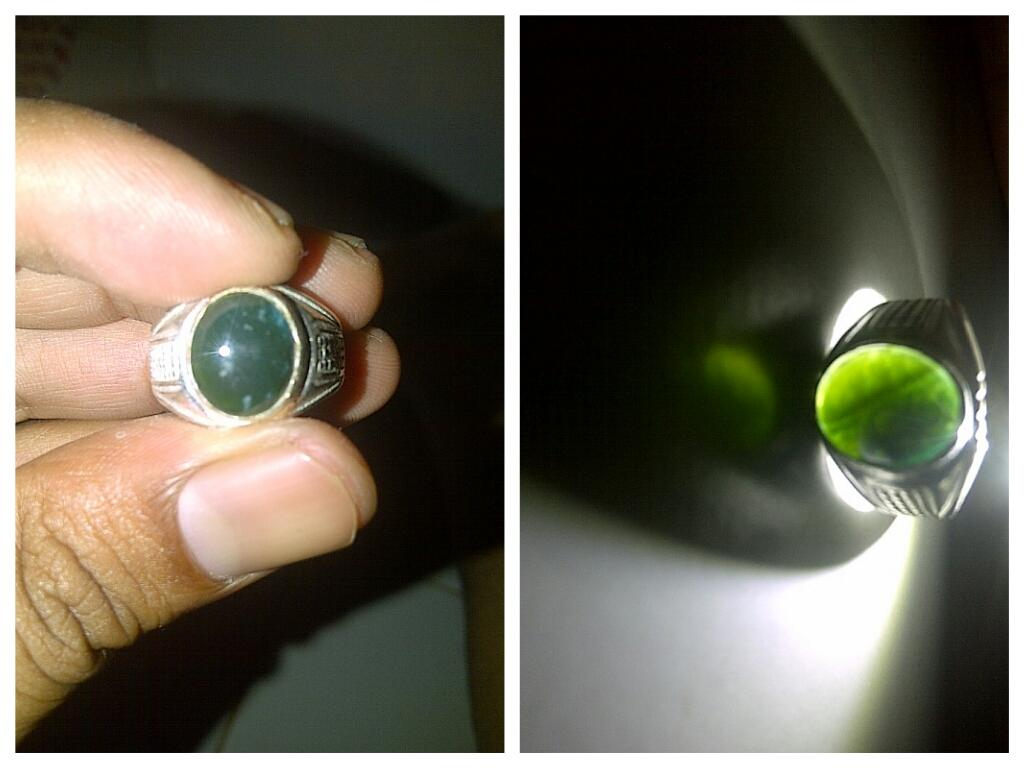 wts 3 bacan doko bodyglass tembus ring titanium