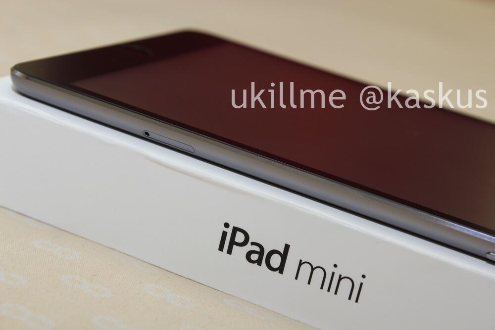 iPad Mini 16GB Celluar WiFi Istimewa