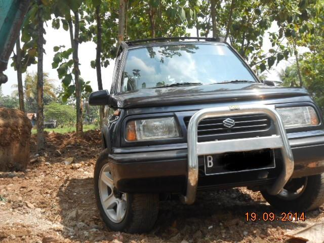 SUZUKI VITARA EPI 4X4 FUEL INJECTION
