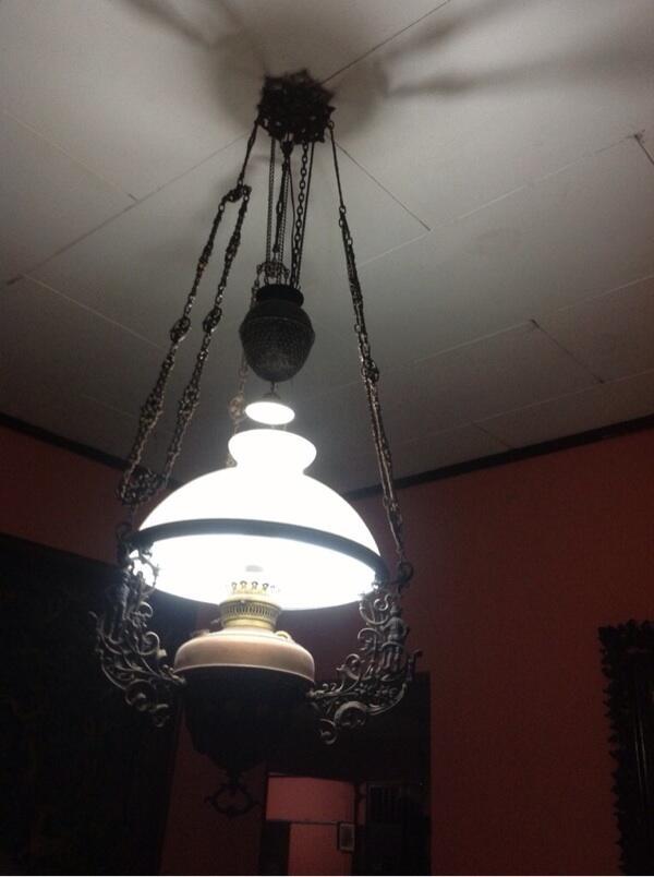 di jual lampu antik peninggalan belanda top markotop