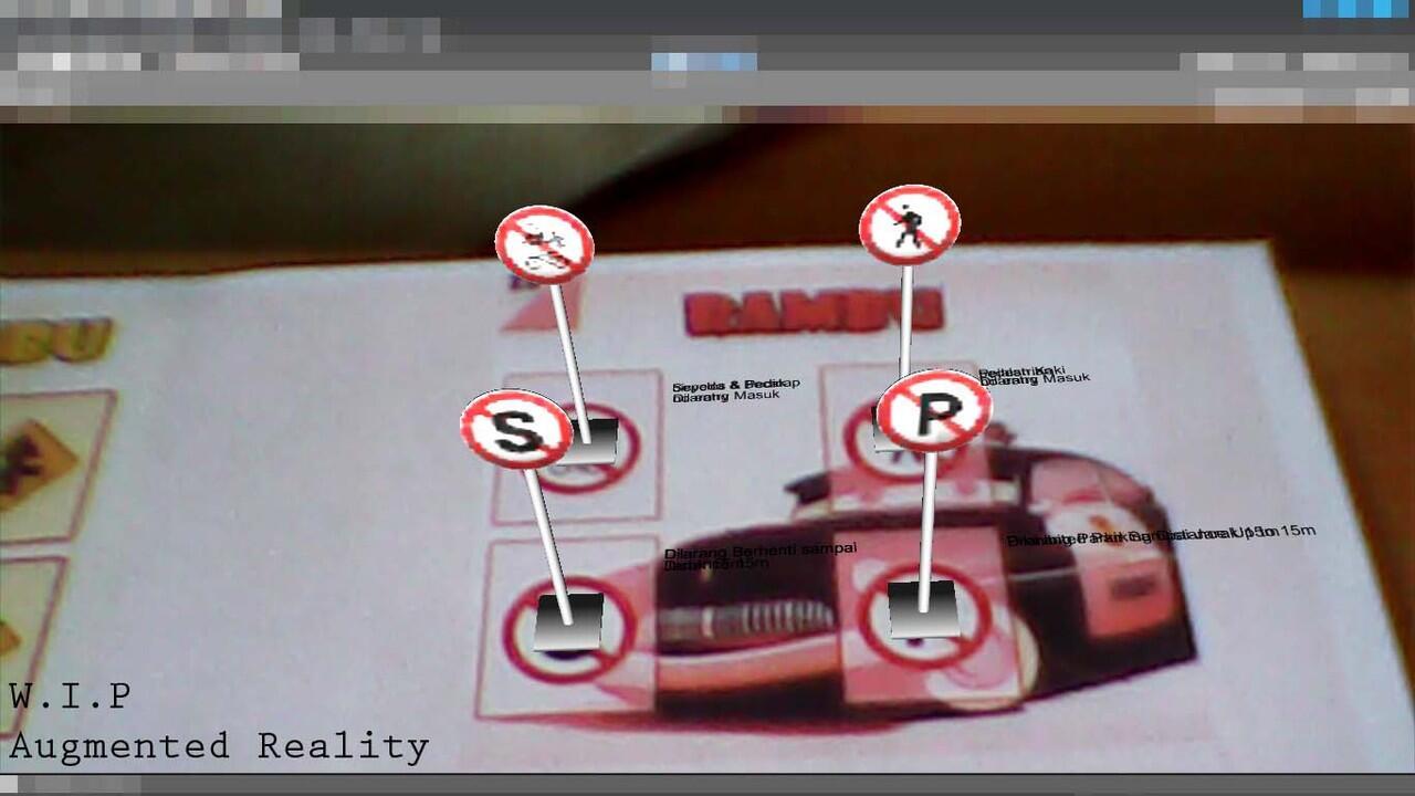 Jasa pembuatan augmented reality ( malang )