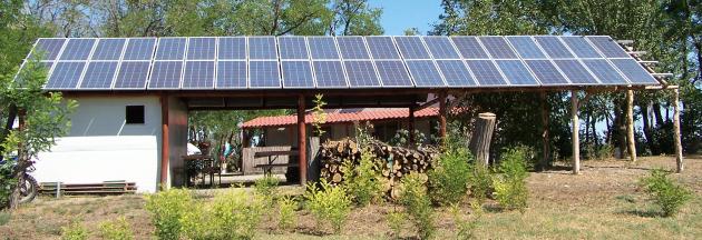 Sistem Solar Panel 1000W