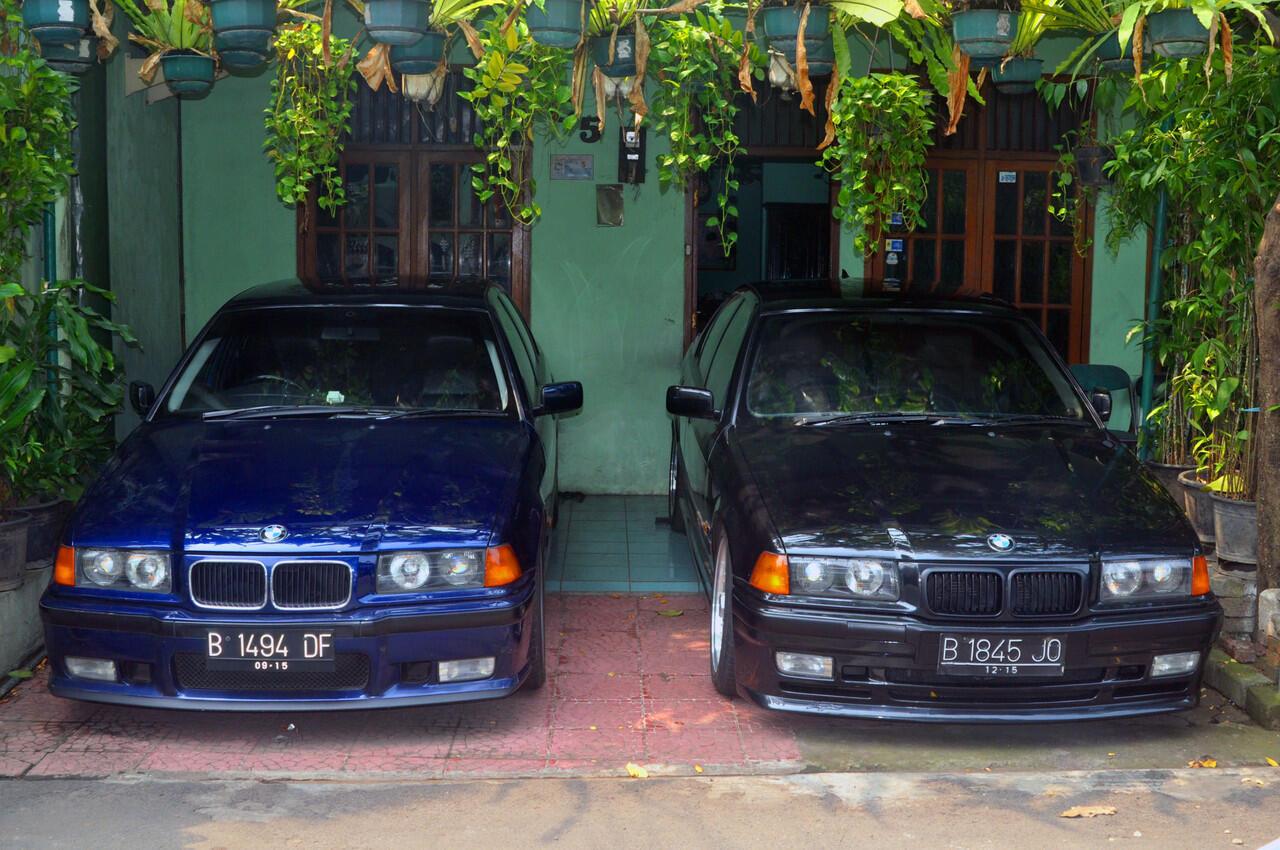 avus blue e36 limited edition