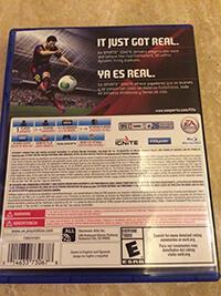 WTS PS 4 Fifa 2014 - Reg All