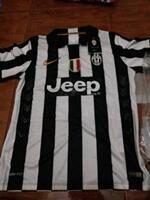 Jersey Juventus Home and Away